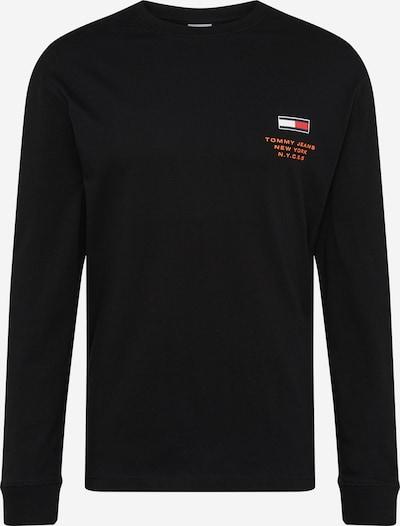 Tommy Jeans T-Krekls 'NEW YORK' melns, Preces skats