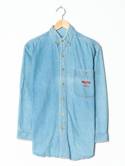 Hard Rock Cafe Jeanshemd in XL in pastellblau, Produktansicht