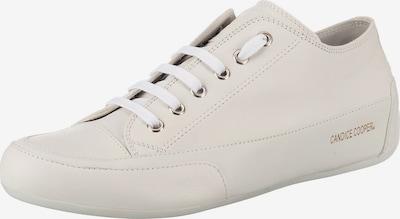 Candice Cooper Sneaker in naturweiß, Produktansicht