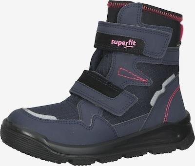 SUPERFIT Stiefelette in navy / pink, Produktansicht