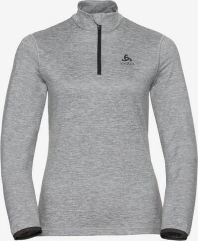 ODLO Pullover ' Midlayer 1/2 zip ALAGNA ' in grau, Produktansicht