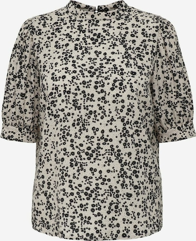 ONLY Carmakoma Blouse in Black / Off white, Item view