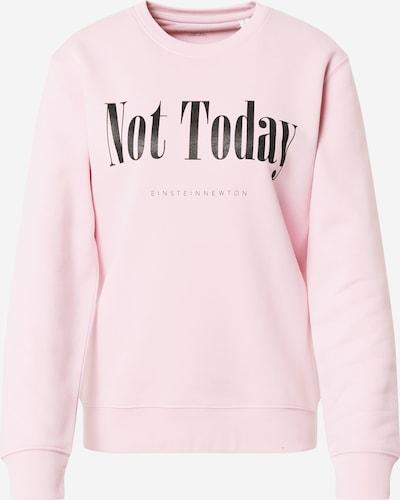 EINSTEIN & NEWTON Sweatshirt 'Klara Geist' en rosa / schwarz, Vue avec produit