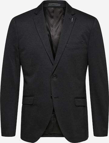 Veste de costume 'Byron' SELECTED HOMME en gris