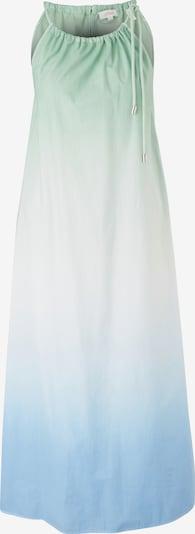 s.Oliver Kleid in hellblau / weiß, Produktansicht