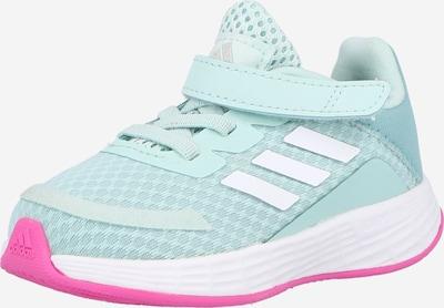 ADIDAS PERFORMANCE Sporta apavi 'Duramo SL', krāsa - piparmētru / balts, Preces skats
