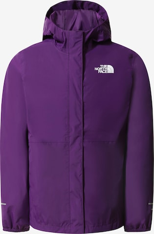 THE NORTH FACE Funktionsjacke 'RESOLV' in Lila