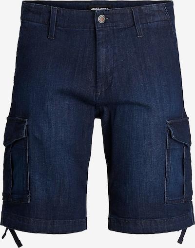 JACK & JONES Cargojeans 'JJICHARLIE' in de kleur Blauw, Productweergave