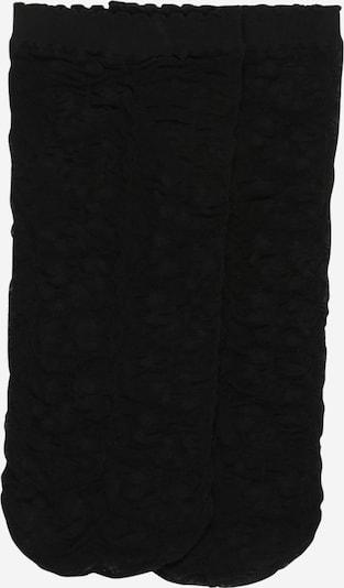 FALKE Sukat 'Dew' värissä musta / läpinäkyvä, Tuotenäkymä