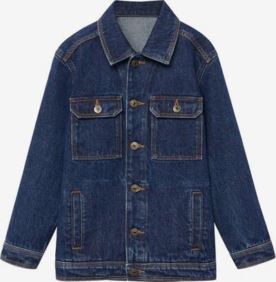 MANGO KIDS Jacke in dunkelblau, Produktansicht