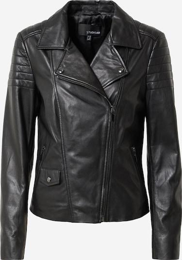 Studio AR Between-Season Jacket 'LESLEY' in Black, Item view