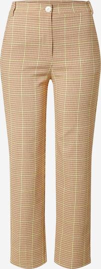 PATRIZIA PEPE Chino hlače u bež / žuta, Pregled proizvoda