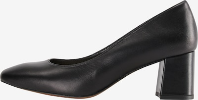 usha BLACK LABEL Pumps in schwarz: Frontalansicht