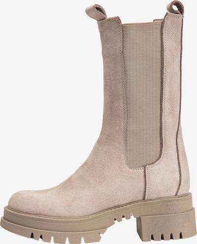 INUOVO Stiefel in beige / hellgrau, Produktansicht