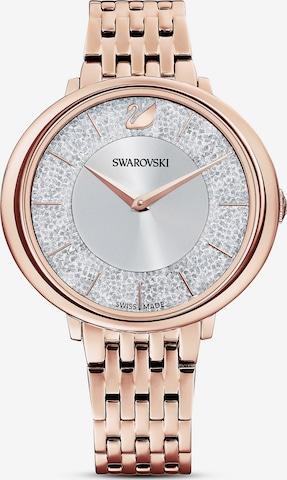 Orologio analogico di Swarovski in rosa