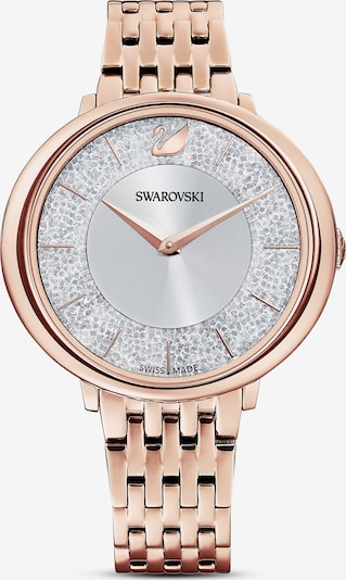 Swarovski Analog watch in rose gold / silver, Item view