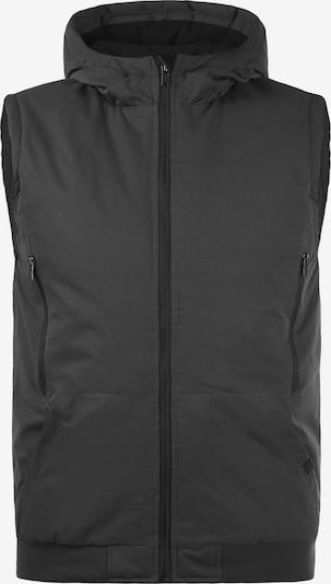 BLEND Bodywarmer 'Elano' in de kleur Grijs / Donkergrijs, Productweergave