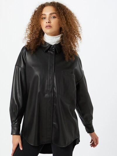 Demisezoninė striukė iš Gina Tricot , spalva - juoda, Modelio vaizdas