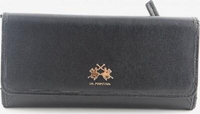 La Martina Geldbörse in One Size in schwarz, Produktansicht