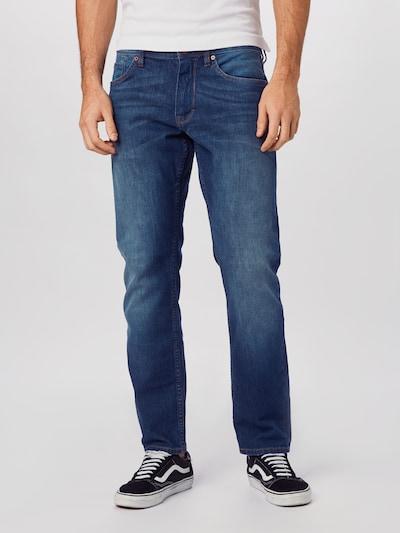 Jeans s.Oliver pe albastru, Vizualizare model
