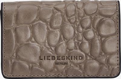 Liebeskind Berlin Портмоне 'Cardie' в кафяво, Преглед на продукта