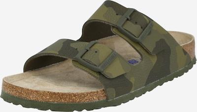 BIRKENSTOCK Pantofle 'Arizona' - tmavě zelená, Produkt