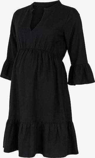 MAMALICIOUS Robe-chemise 'Lichia' en noir, Vue avec produit