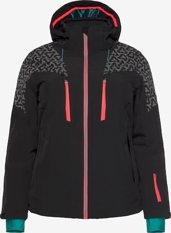 KILLTEC Athletic Jacket in Black
