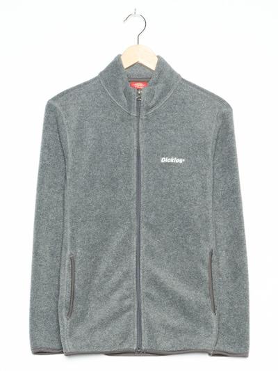 DICKIES Fleece in S in grau, Produktansicht