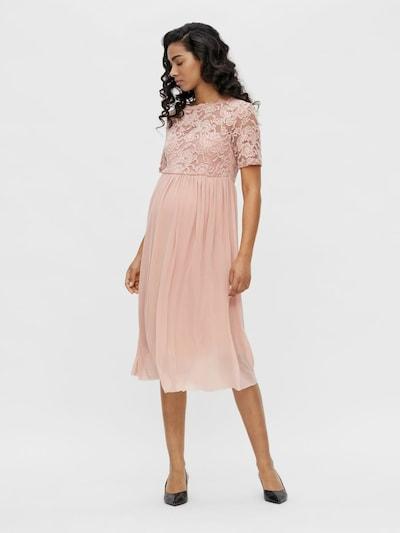 MAMALICIOUS Kleid 'Mivana' in altrosa, Modelansicht