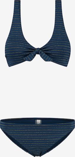Shiwi Bikini w kolorze ciemny niebieski / złotym, Podgląd produktu