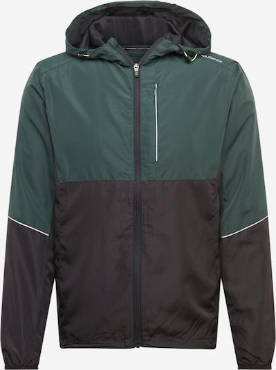 ENDURANCE Sportjas 'Thorow' in de kleur Smaragd / Donkergroen, Productweergave
