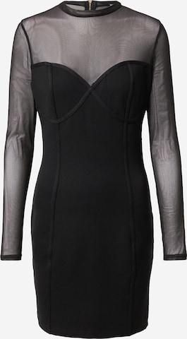Pimkie Φόρεμα κοκτέιλ 'ALIEN' σε μαύρο