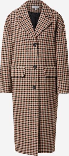 Palton de iarnă 'Alexa' EDITED pe maro cămilă / roșu / negru, Vizualizare produs