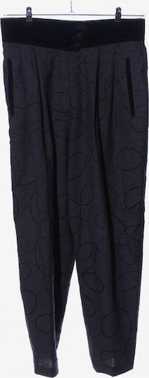 Michèle Wollhose in XL in schwarz, Produktansicht