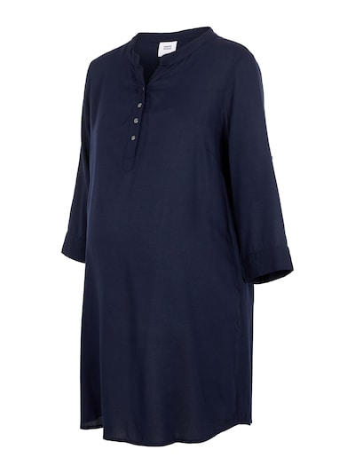 MAMALICIOUS Bluse 'MERCY' in navy, Produktansicht