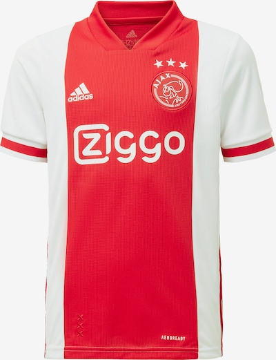 ADIDAS PERFORMANCE Heimtrikot 'Ajax' in rot / weiß, Produktansicht