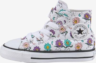 CONVERSE Sneaker in blau / grün / lila / pink, Produktansicht