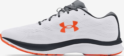 UNDER ARMOUR Laufschuh 'Charged Bandit 6' in navy / orange / weiß, Produktansicht