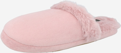 GLAMOROUS Pantoufle en rose clair, Vue avec produit