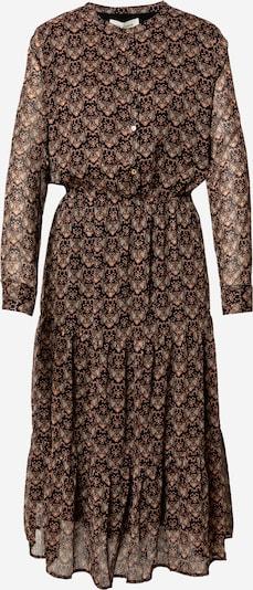 Sofie Schnoor Kleid in rostbraun / schwarz, Produktansicht