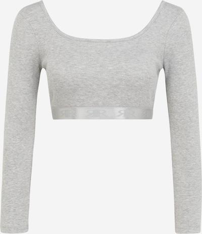River Island Petite T-shirt en gris, Vue avec produit