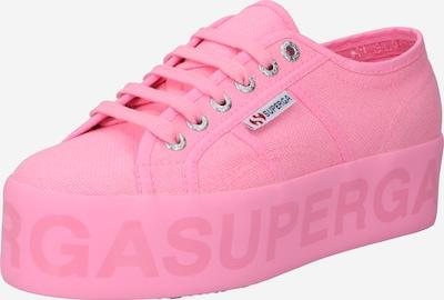 SUPERGA Zemie brīvā laika apavi rozā, Preces skats