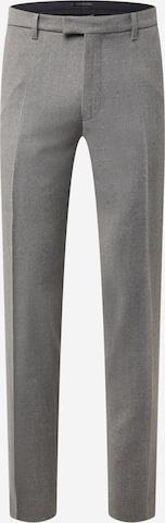 Pantaloni con piega frontale 'PIET' di DRYKORN in grigio