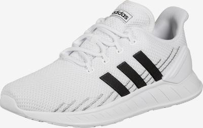 ADIDAS PERFORMANCE Laufschuh 'Querstar Flow' in schwarz / weiß, Produktansicht