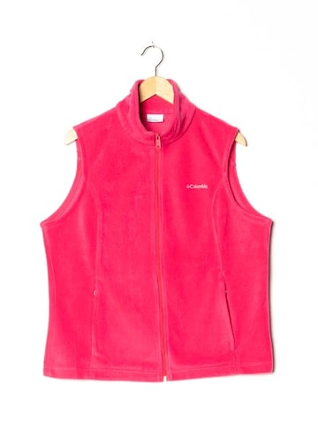 COLUMBIA Vest in XL in Pink