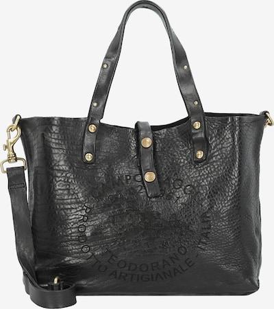 Campomaggi Shopper in schwarz, Produktansicht