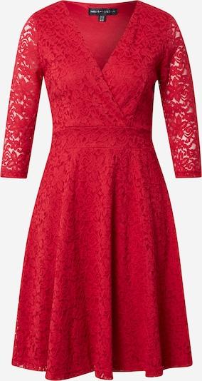Mela London Kleid in rot, Produktansicht