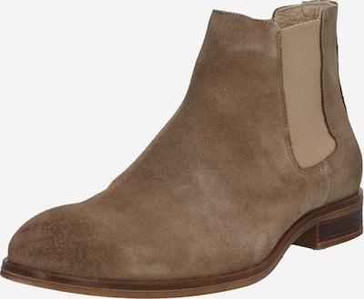 Bianco Chelsea Boots 'Byron' en taupe, Vue avec produit