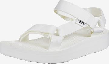 TEVA Sandale ' Midform Universal ' in Weiß